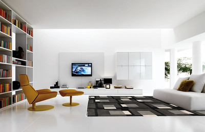 Contemporary Rugs for Living Room
